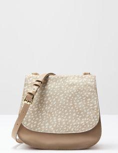 Pony Saddle Bag AM259 Handbags, Clutches & Wallets at Boden