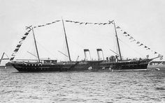 Imperial yacht Polar Star
