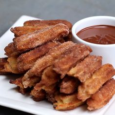 Street Food From Around The World // #churros #dumplings #streetfood #food #tasty