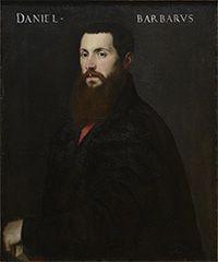 Daniele Barbaro (1514-1570), 1545 Vecellio, Tiziano (dit Titien)  Italie, 1488 - 1576  huile sur toile 85,8 x 71,5 cm Acheté en 1928 Musée des beaux-arts du Canada (nº 3567) || Daniele Barbaro (1514-1570), 1545 Vecellio, Tiziano (called Titian)  Italian, 1488 - 1576  oil on canvas 85.8 x 71.5 cm Purchased 1928 National Gallery of Canada (no. 3567) Art Inuit, National Gallery, Movember, Dit, Father, Canada, Collection, Artwork, Fictional Characters