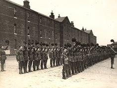 036827:Fenham Barracks Spital Tongues Unknown c. 1930 by Newcastle Libraries, via Flickr