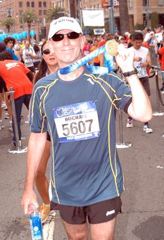 San Francisco Marathon 2011.