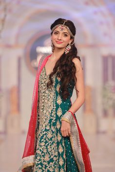 Pantene Bridal Couture Week 2013 Lahore- DAY 2 <3