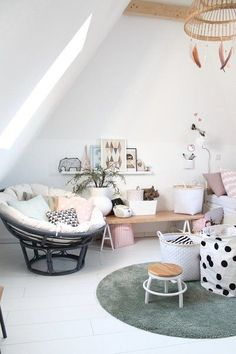 Die schönsten Wohn- und Dekoideen aus dem Januar The most beautiful living and decoration ideas from January Baby Room Boy, Baby Bedroom, Girl Room, Girls Bedroom, Bedroom Decor, My New Room, My Room, Baby Room Design, Room Inspiration