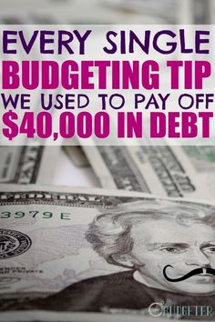 Budgeting Tips That Really Work! – Finance tips, saving money, budgeting planner Planning Budget, Budget Planner, Weekly Budget, Budget Binder, Planner Ideas, Budgeting Finances, Budgeting Tips, Making A Budget, Making Ideas