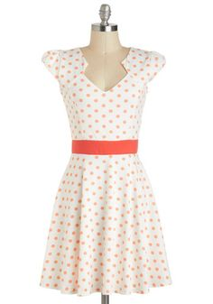 The Story of Citrus Dress, #ModCloth