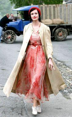 Harlean's Heyday: Film costumes: Cracks (2009)
