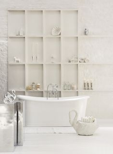 The announcement of Ravine as Plascon's Neutral of the Year tells us that, even though it has evolved over more than ten years as one of the top decorative neutrals, grey is here to stay. Plascon Colours, Ensuite Bathrooms, White Space, White Bathroom, Beautiful Space, Colour Schemes, Bathroom Accessories, My Dream Home, New Homes