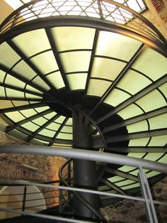 A Staircase from a Photographer's Perspective ~