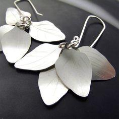 Branching Montia Earrings