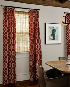 1000 images about shades on pinterest roman shades for Smith and noble bamboo shades