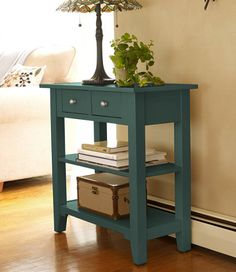 Painted Cottage Storage Console: Storage and Organization at L.L.Bean