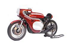 Honda CB750 Dick Mann replica - BlogMoto .fr
