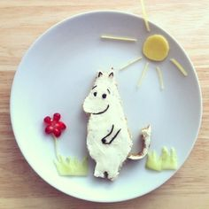 Child`s Play!: Moomin and snorkmaiden and creative little kids!