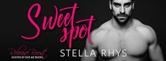 RELEASE BOOST - Sweet Spot by Stella Rhys   Title: Sweet Spot  Author: Stella Rhys  Genre: Romantic Comedy/Contemporary Romance  Release Date: March 30 2017  Blurb   Our first meeting as neighbors was screwed from the start. He was hot. I was naked. And we had no chance in hell at ever being platonic. Ill be the first to admit that I live at extremes. After going ten years locked in what felt like a dysfunctional marriage Im now decidedly boy-free. In nearly three years Ive had no boyfriends…