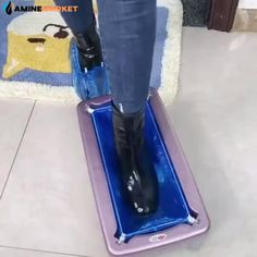 The Shoe Covers Machine is Automatic, 👠👟👞👢Will easily and efficiently cover the shoes, save your valuable time. It is made of PPT ABS safe to use and environmentally friendly. Diy Home Cleaning, House Cleaning Tips, Cleaning Hacks, String Lights Outdoor, String Lighting, Teen Room Decor, Home Gadgets, Cool Inventions, Useful Life Hacks