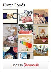 Home Goods Pinterest Can T Believe Home Goods Has A Blog Good Ideas