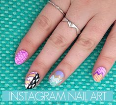Nail selfies: 10 of the best nail art snaps from Instagram this week  | nail it galleries feature beauty 2  picture