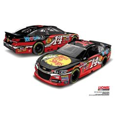 Tony Stewart Action Racing 2015 #14 Bass Pro Shops 1:64 Scale Die-Cast Chevrolet SS