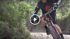 Video: How to Use Your Knees to Steer Your MTB