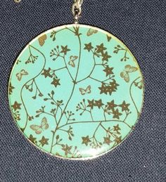 Leaves & Butterflies by PleinDesign on Etsy