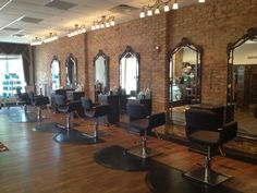 Charmed Salon Spa Boutique GET LISTED TODAY! http://www.HairnewsNetwork.com  Hair News Network. All Hair. All The time.