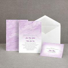 religious wedding invitation I united in faith in freesia I also available in aqua