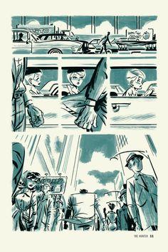 The Hunter pg11 by Darwyn Cooke