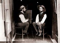 Maurice Guibert, Lautrec and Lautrec, Photomontage, 1890