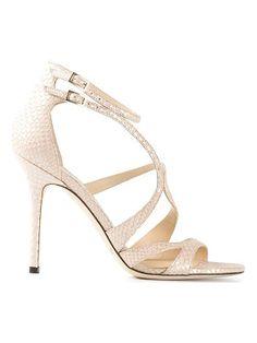 Jimmy Choo Furrow sandals