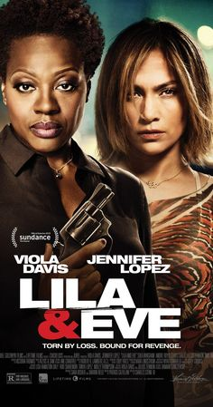 Lila and Eve on DVD August 2015 starring Viola Davis, Jennifer Lopez, Shea Whigham, Aml Ameen. Lila and Eve tells the story of Lila (Davis), a grief-stricken mother who in the aftermath of her son's murder in a drive-by shooting att Viola Davis, Streaming Movies, Hd Movies, Movies To Watch, Movies Online, Suspense Movies, 2015 Movies, Hd Streaming, Action Movies