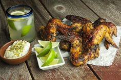 Get a taste of the islands with these Caribbean grilled wings, made with a honey and lime sauce for a perfect tang! Find BBQ recipes and more at Savory Spice Shop! Savory Spice Recipe, Savory Spice Shop, Tapas Recipes, Grilling Recipes, Carribean Food, Caribbean, Chicken Meal Prep, Grilling Chicken, Grilled Chicken Wings