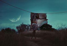 Clair de lune- Rebeca Cygnus