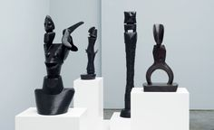 Metal magic: A rare showing of Max Ernst's sculptures takes hold in New York