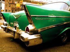 Green - Chevy