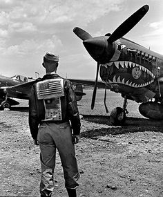 Flying Tiger - John Gutmann---grandfather was a flying tiger