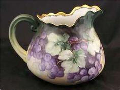 antique pitcher