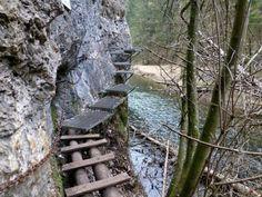Prielom Hornadu - 11, Slovak Paradise National Park, Slovakia