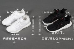 Cebo x Adidas EQT Support 93 / 16 ultra Boost Adidas EQT Support 93
