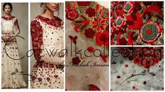 Faraz Manan, Cutwork, Dress Me Up, Party Wear, Casual Wear, Desi, Projects To Try, How To Make, How To Wear