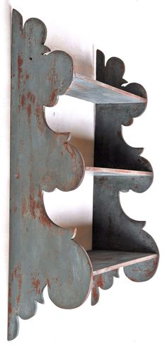 antique shelf - wonderful!