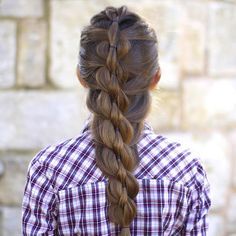 Did u see our BIG NEWS???  Click the link in our profile to see what it is! {Oh, and enjoy this week's #CGHPullThruMermaid Braid!}