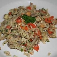 Home-Style Brown Rice Pilaf Recipe - Allrecipes.com