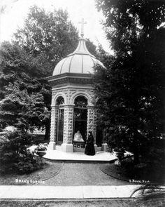 Henry Shaw's Mausoleum. Missouri Botanical Garden. (1890)