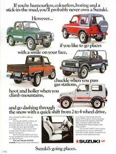 Suzuki Ad