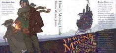 Howl's Moving Castle by UlaFish.deviantart.com on @deviantART