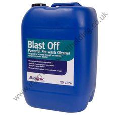 BioLink Blast Off Powerful Pre-Wash Cleaner 25ltr - £58.00 ex. VAT