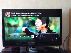 """On TV! """"#HOPE"""" #MusicVideo - #frankpalangi WATCH: here on #Youtube https://www.youtube.com/watch?v=tCLSMyRAXCg"""