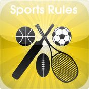 Sports Rules is the perfect app for PE Teachers, Coaches, Athletes or anyone interested in swift easy reference of popular sports and their associated rules.     The app contains 18 of the most common sports played in Physical Education classrooms with the fundamental rules and other important information required to play a game. Teachers can confidently and quickly review rules in preparation for their classes or share the app with students to involve them in the umpiring role.