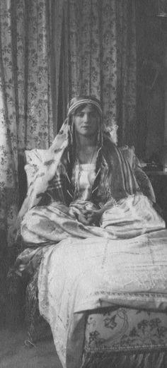 Grand Duchess Maria Nikolaevna Romanov